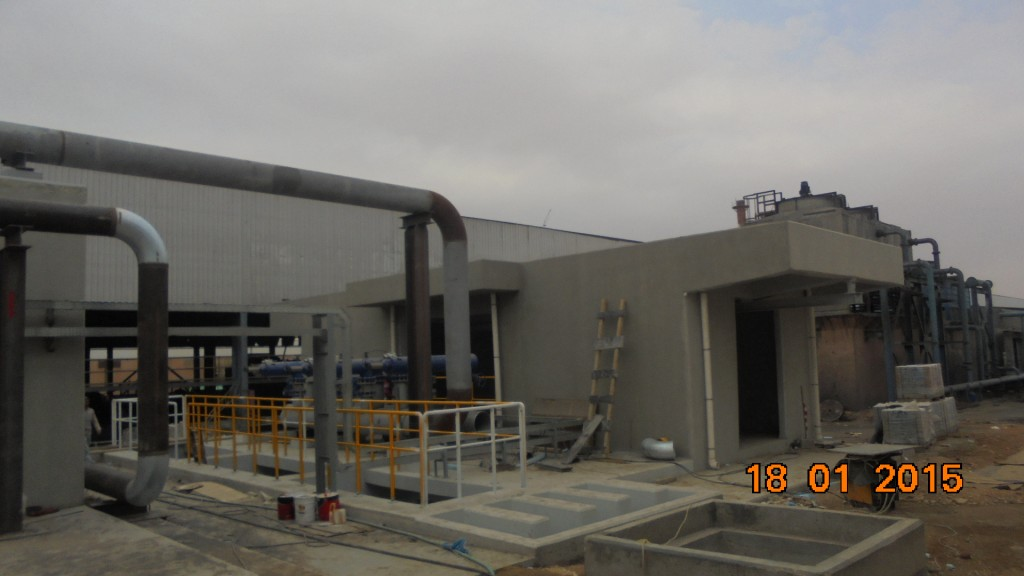 Al Rajhi Steel Factory - Al Jabal Al Arabia Contracting Company